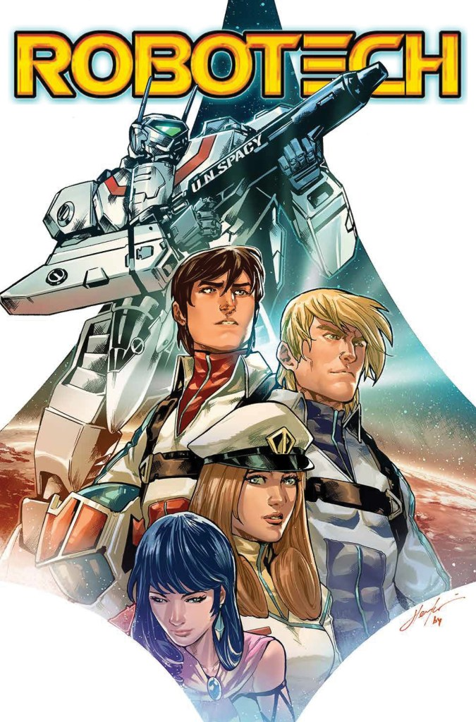 Free Comic Book Day 2019 Robotech