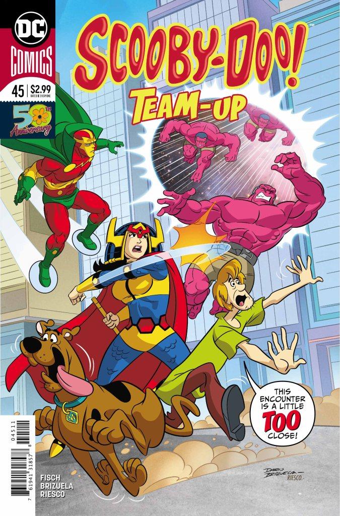 Scooby-Doo! Team-Up #45