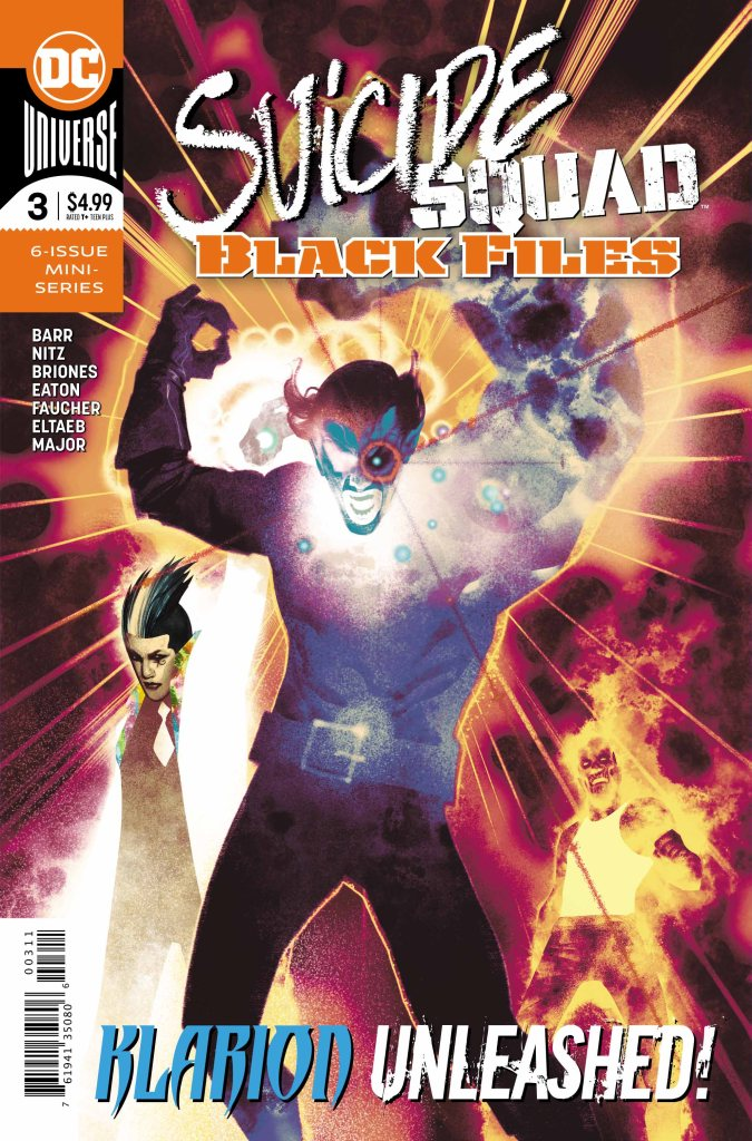 Suicide Squad: Black Files #3