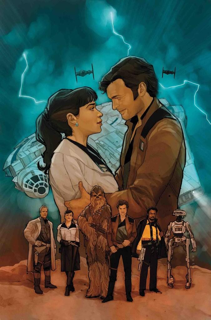Star Wars: Solo Adaptation #4