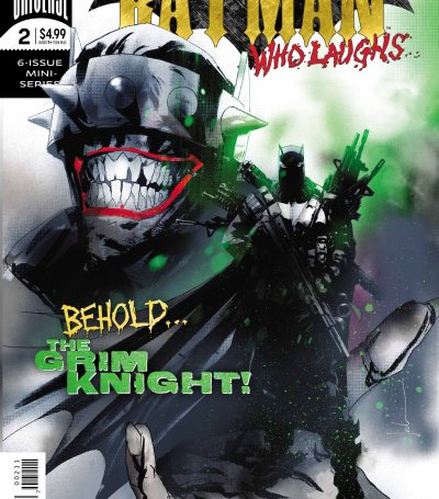 The Batman Who Laughs #2