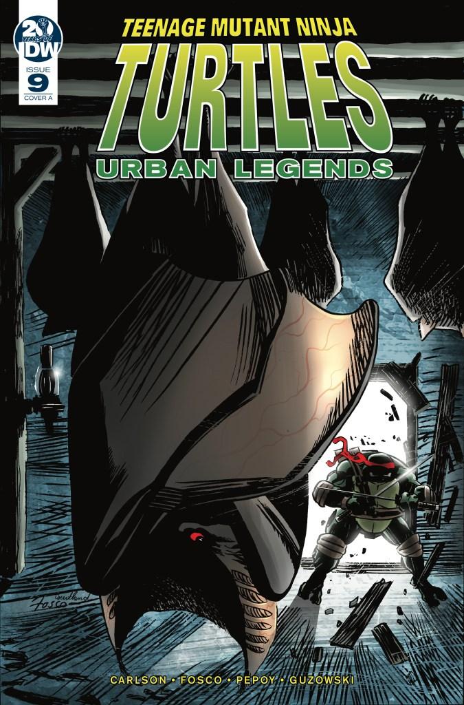 Teenage Mutant Ninja Turtles: Urban Legends #9