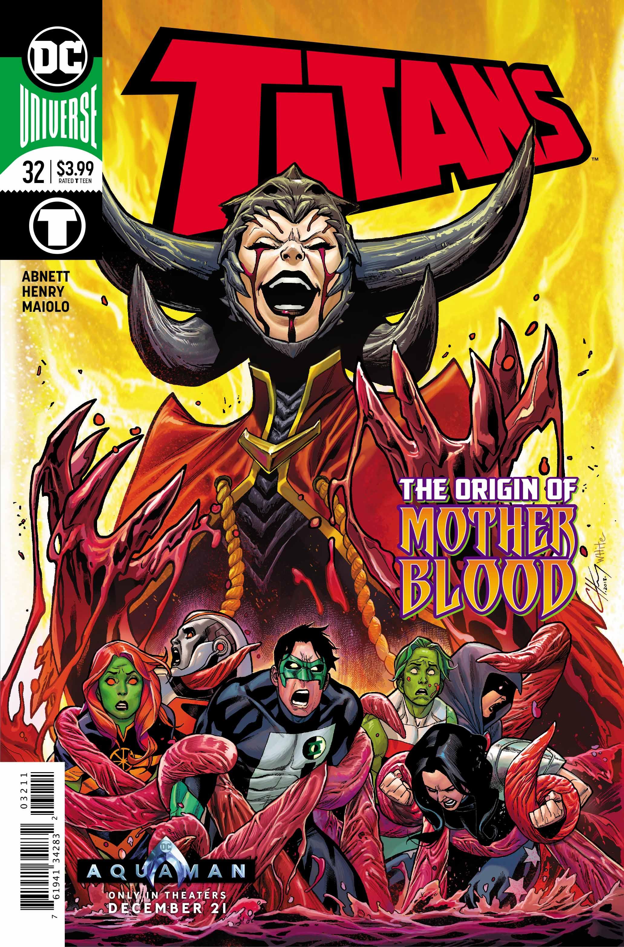 Preview: Titans #32