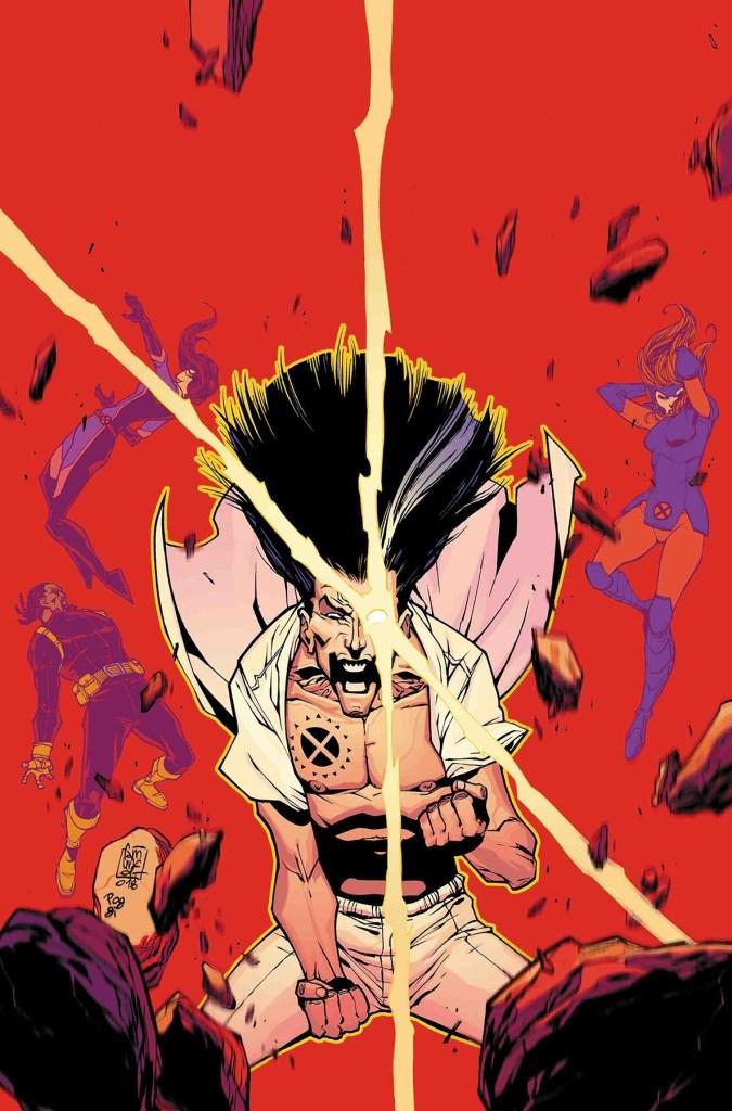 Uncanny X-Men #9 cover