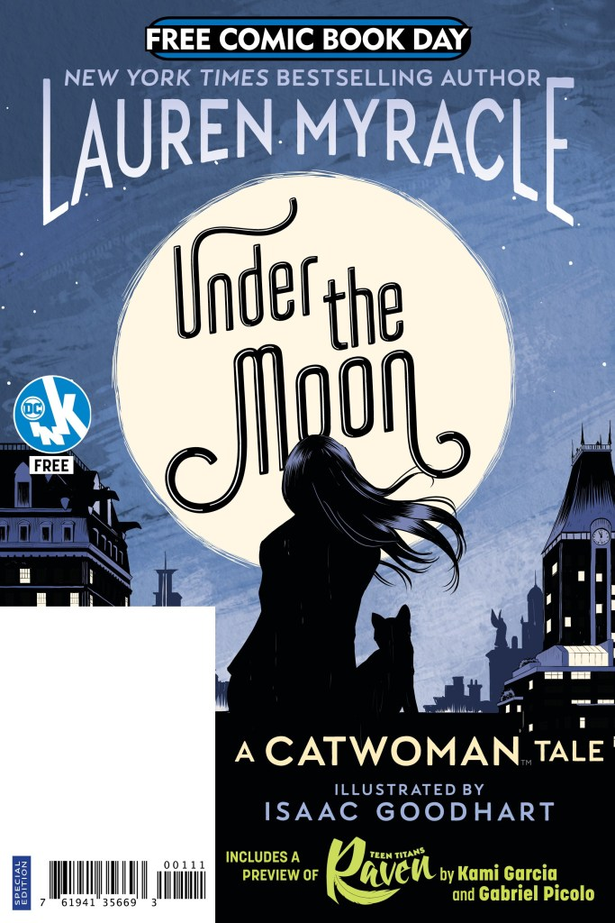 UNDER THE MOON: A CATWOMAN TALE FCBD SPECIAL EDITION