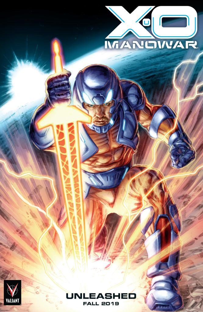 X-O Manowar Unleashed Teaser