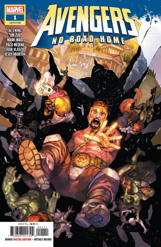 Avengers: No Road Home #1 (of 10)