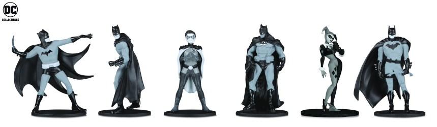 Batman: Black and White Wave 2