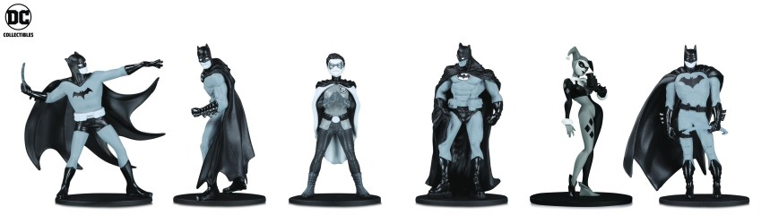 Batman: Black and White Wave 2
