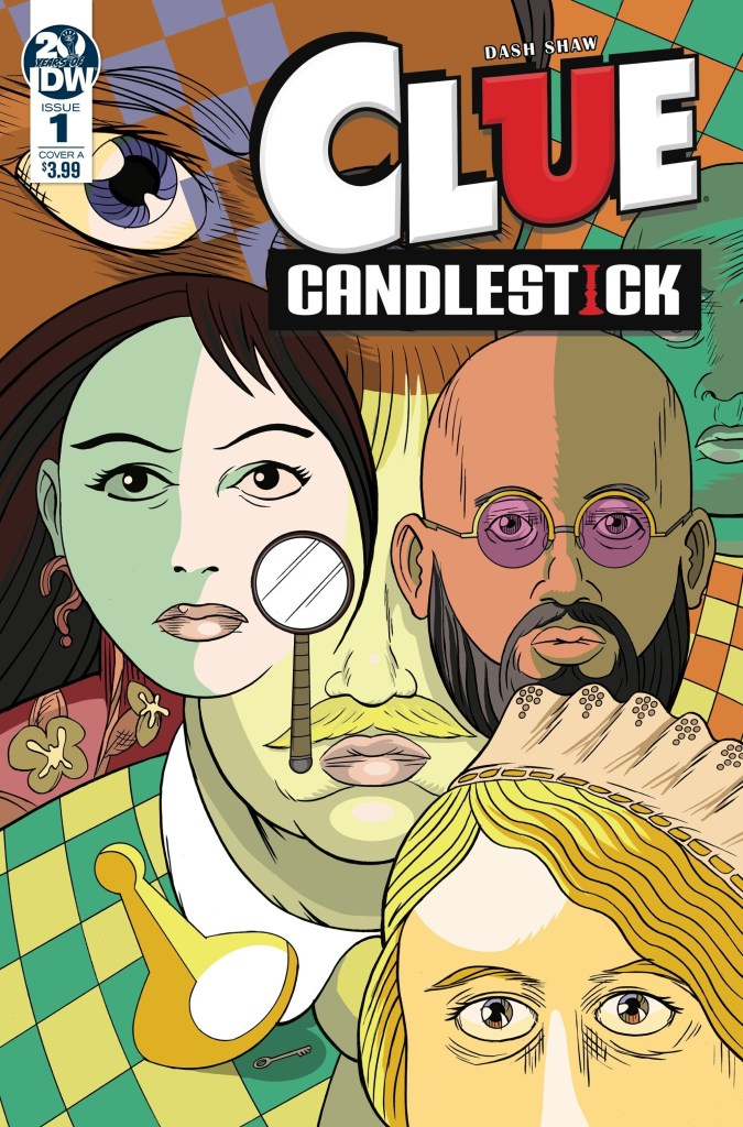 CLUE: Candlestick