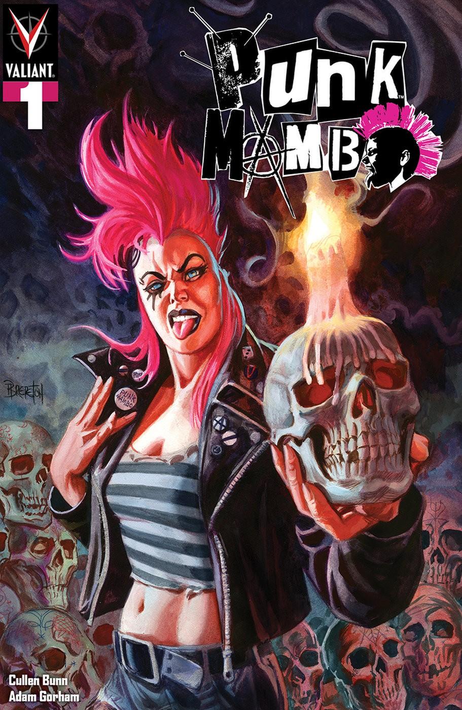 Review: Punk Mambo #1