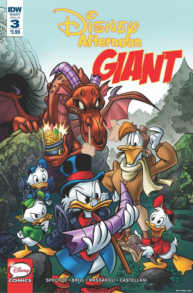 Disney Afternoon Giant #3