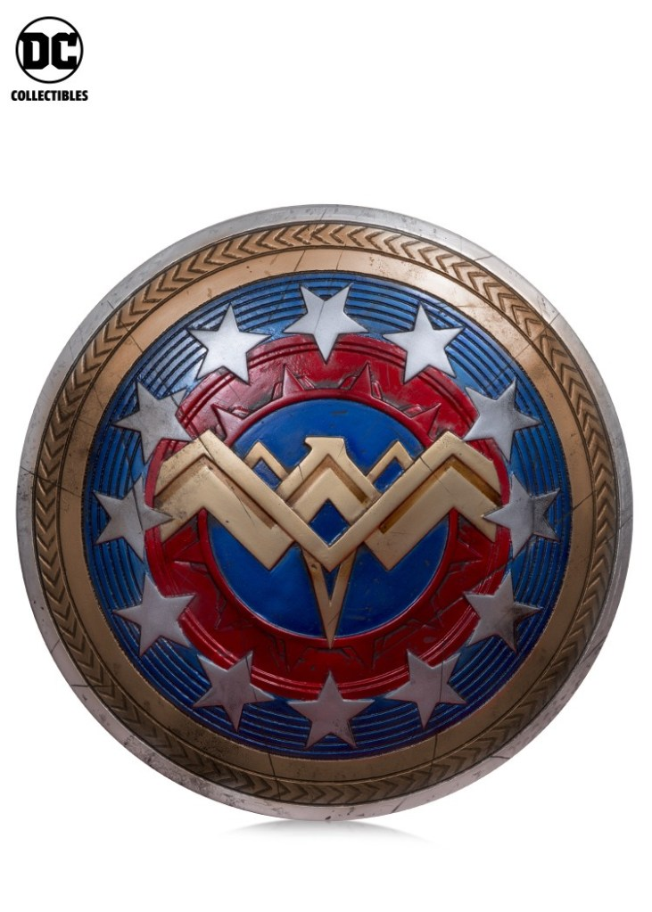 WONDER WOMAN SHIELD PROP