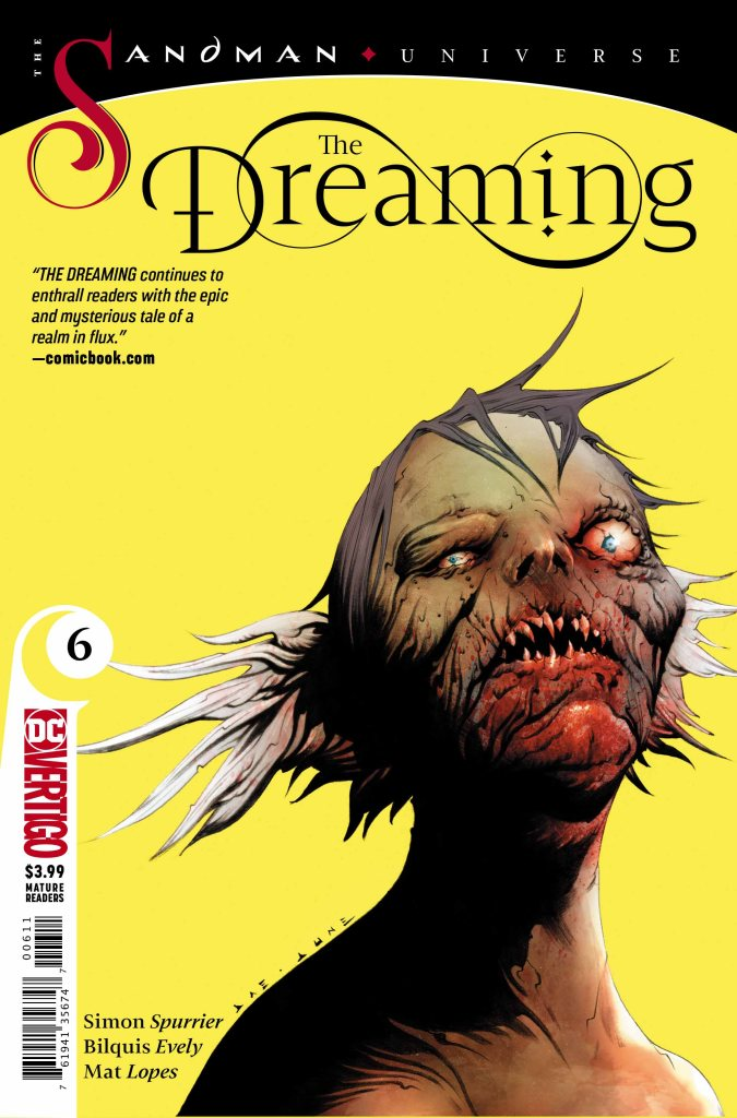 The Dreaming #6