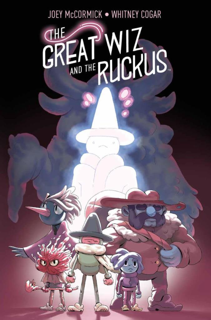 The Great Wiz And The Ruckus OGN SC