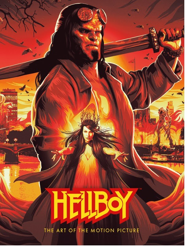 Hellboy: The Art of the Motion Picture