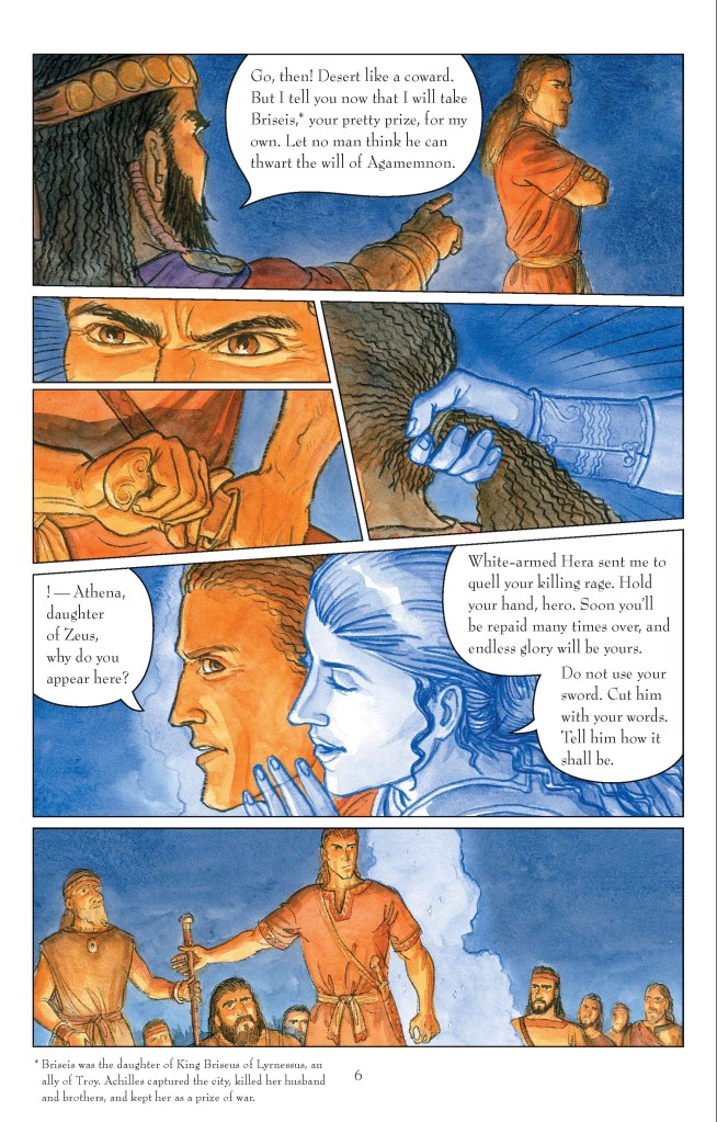 The Iliad page 6