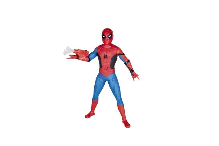 Marvel Spider-Man: Far From Home Web Gear Spider-Man Figure
