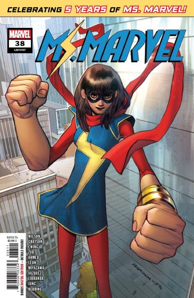 Ms. Marvel #38
