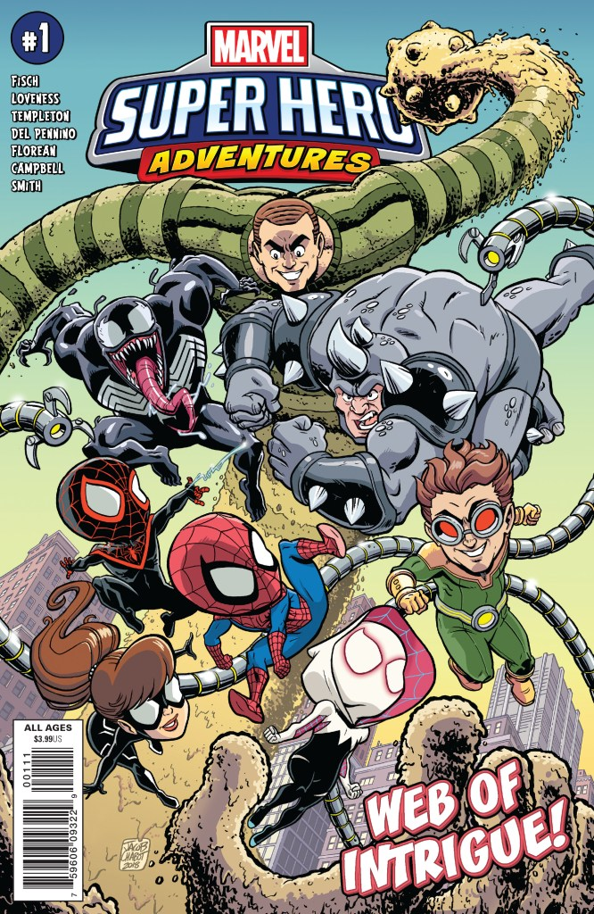 Marvel Super Hero Adventures: Web of Intrigue