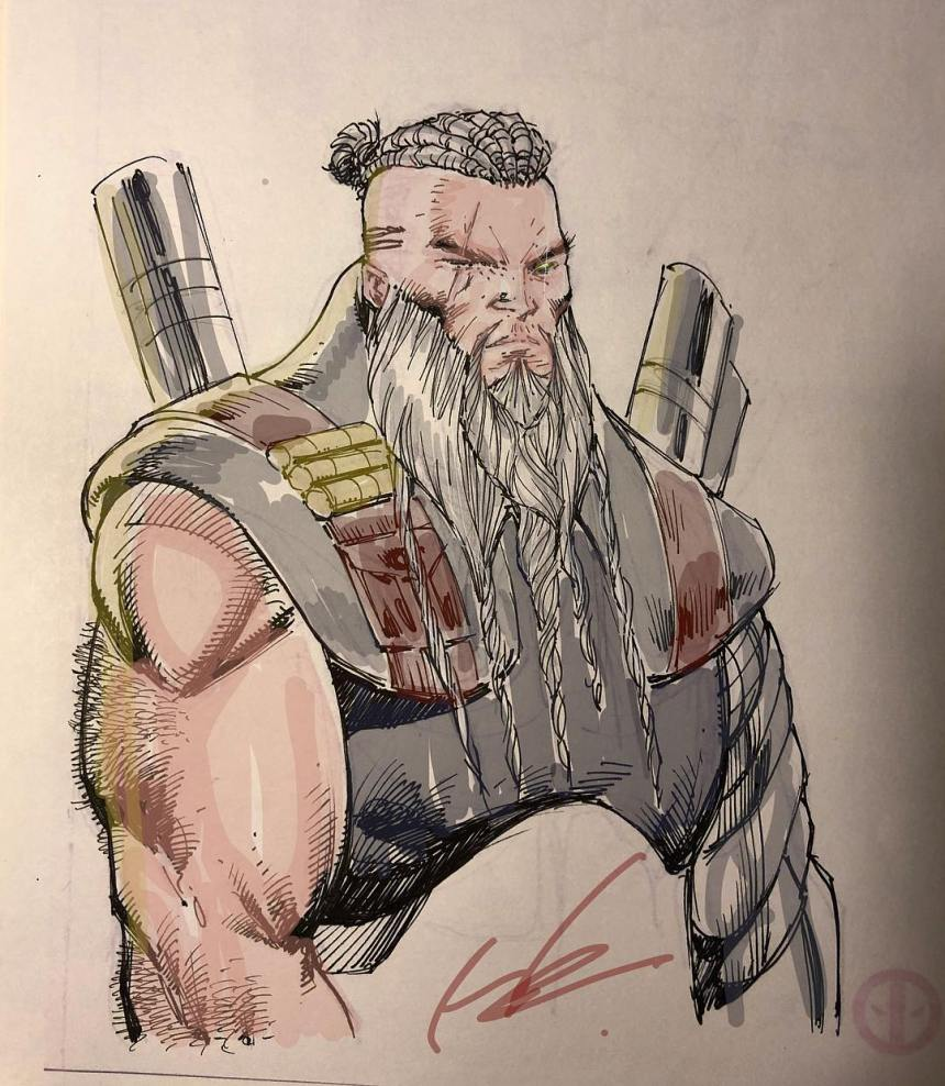 Major X Cable