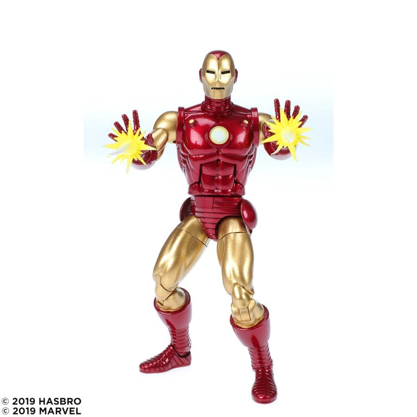 Marvel 80th Anniversary Legends Iron Man