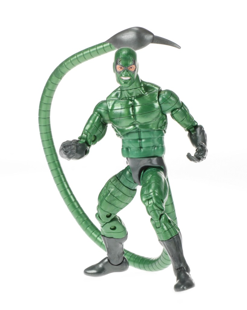 Marvel Legends Spider-Man: Far From Home Stealth Spider-Man Scorpian