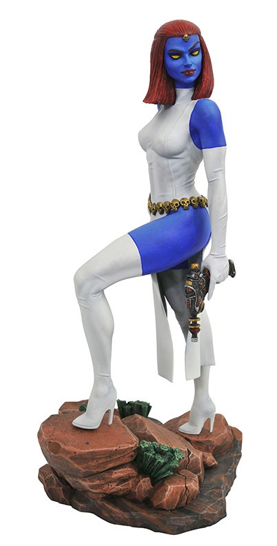 Marvel Comic Premier Collection Mystique Resin Statue