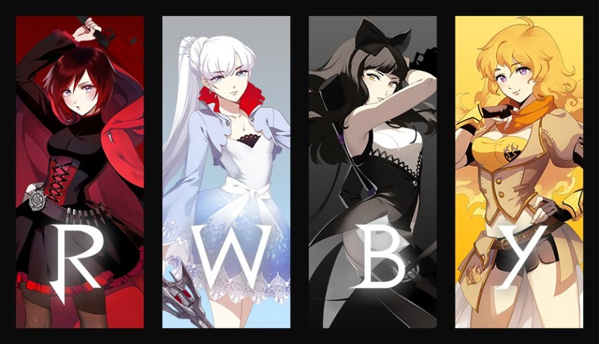 The World of RWBY: The Official Companion