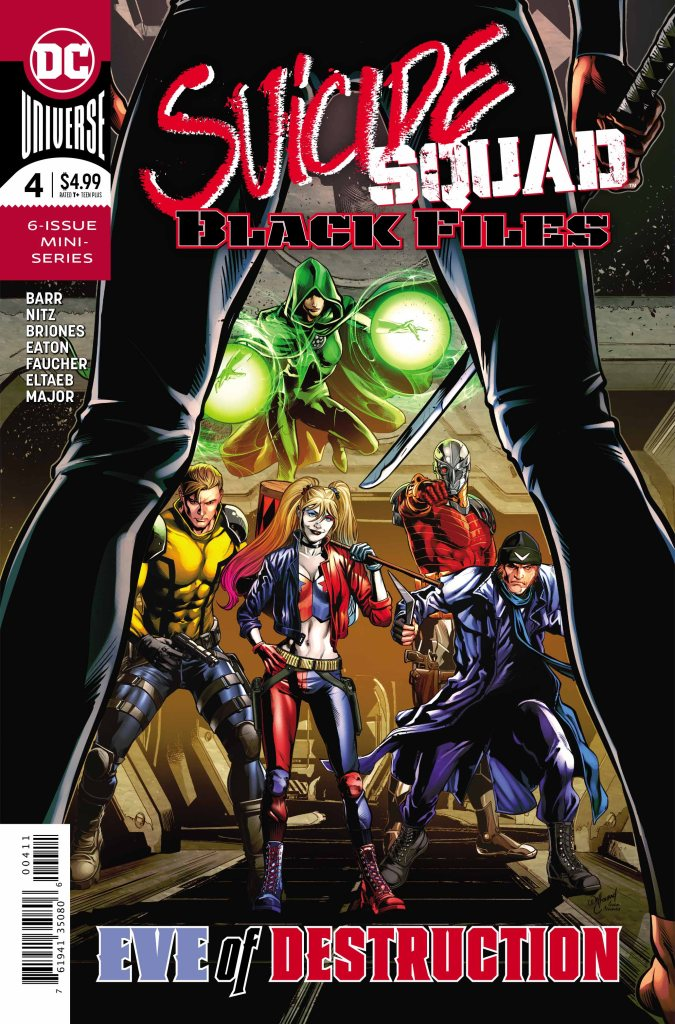 Suicide Squad: Black Files #4 (of 6)