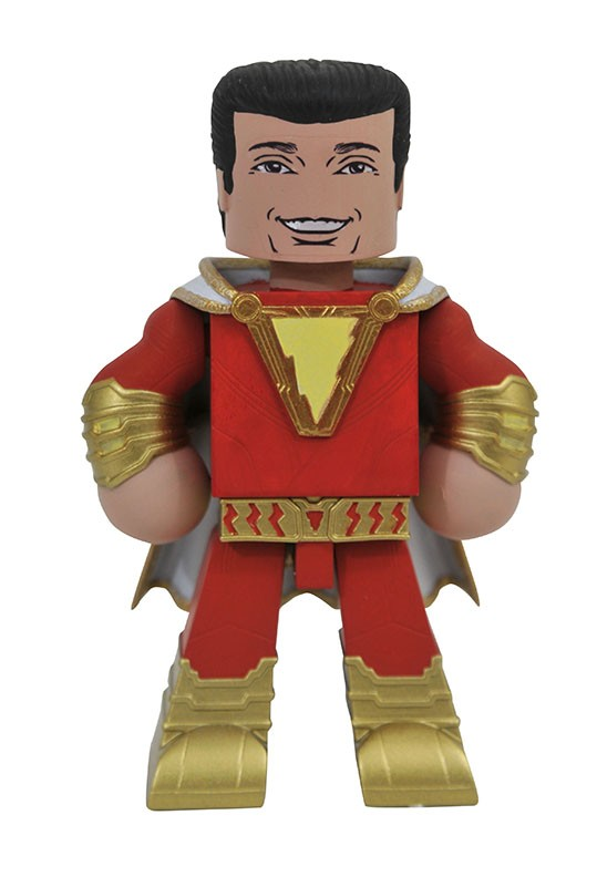 DC Movie Vinimates Shazam Vinyl Figure