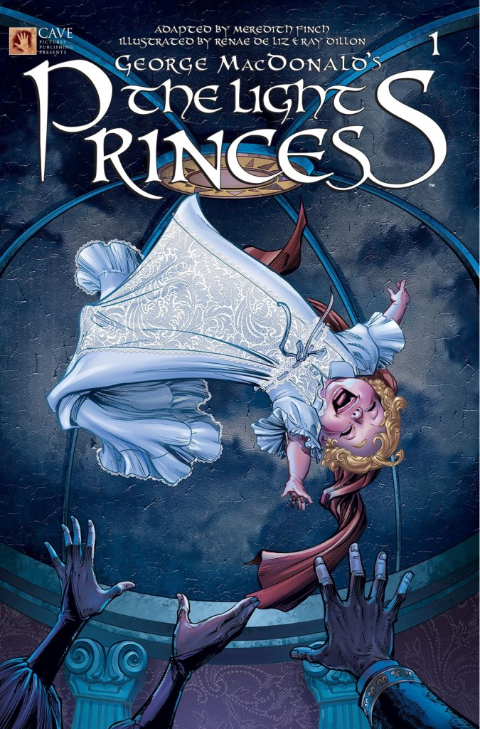 THE LIGHT PRINCESS #1 (of 5)