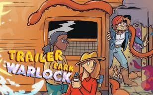 Trailer Park Warlock