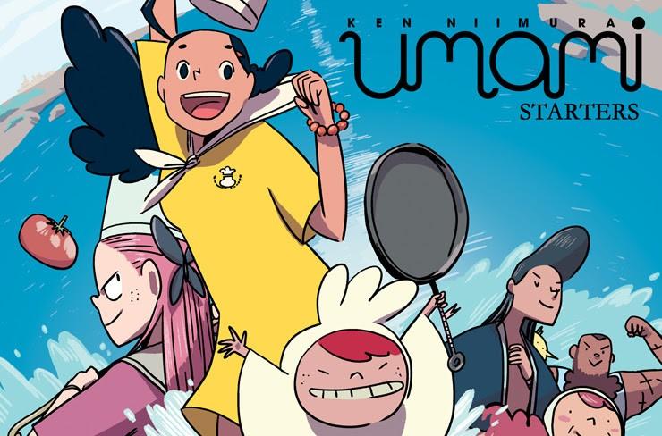 Umami Starters