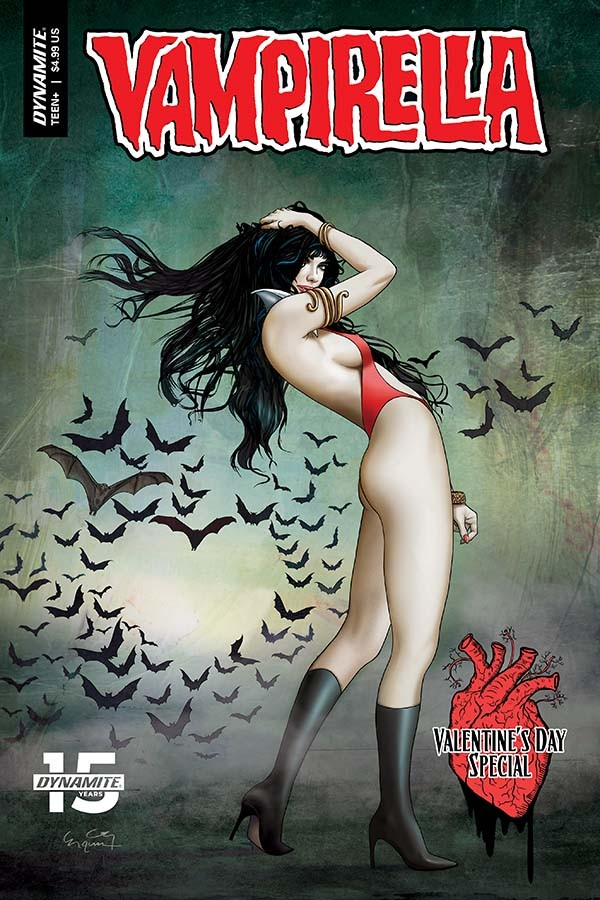 Vampirella Valentine's Day Special One-Shot