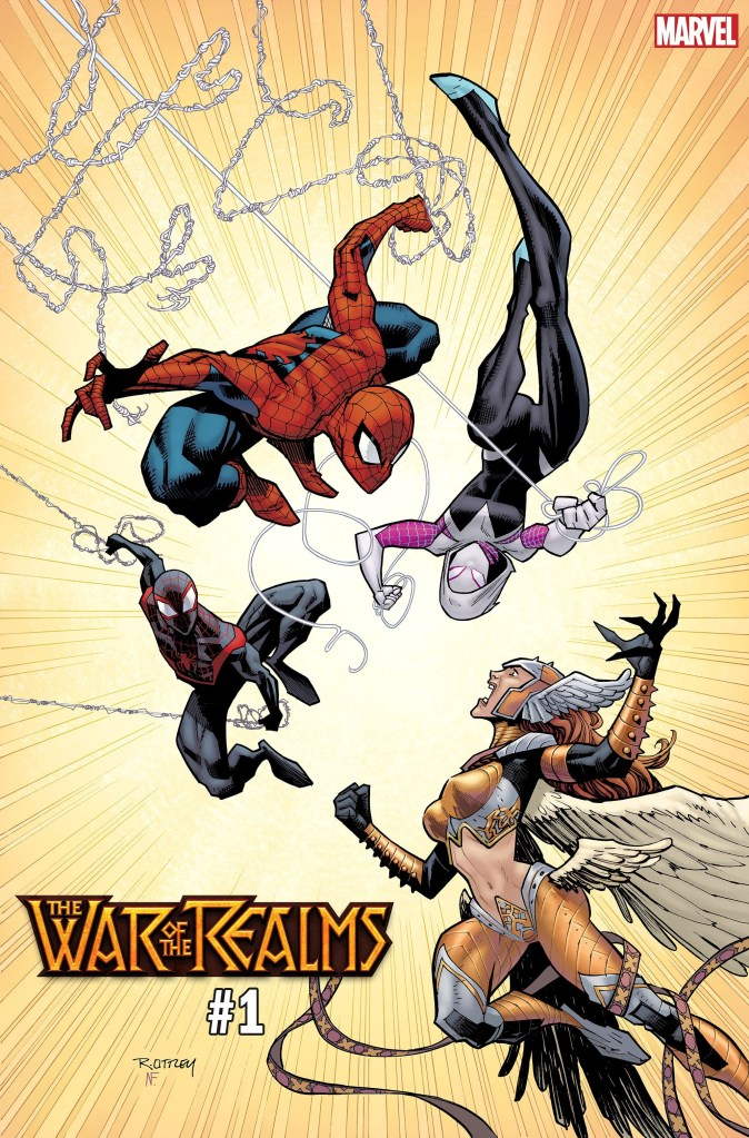 War of the Realms #1 Ryan Ottley Variant