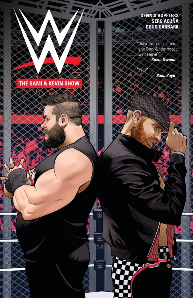 WWE: The Sami & Kevin Show SC