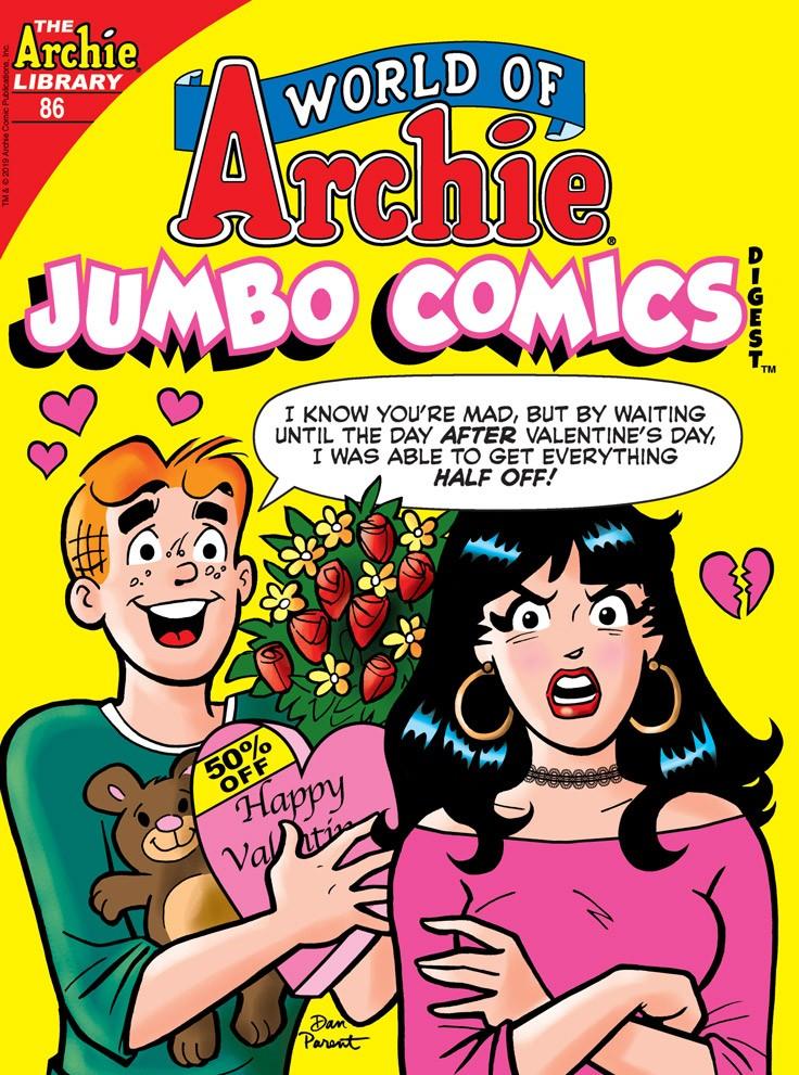 WORLD OF ARCHIE JUMBO COMICS DIGEST #86