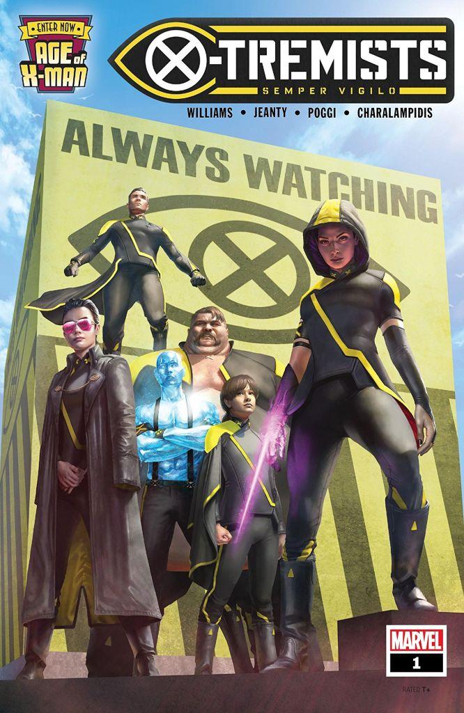 Age of X-Man X-Tremists #1