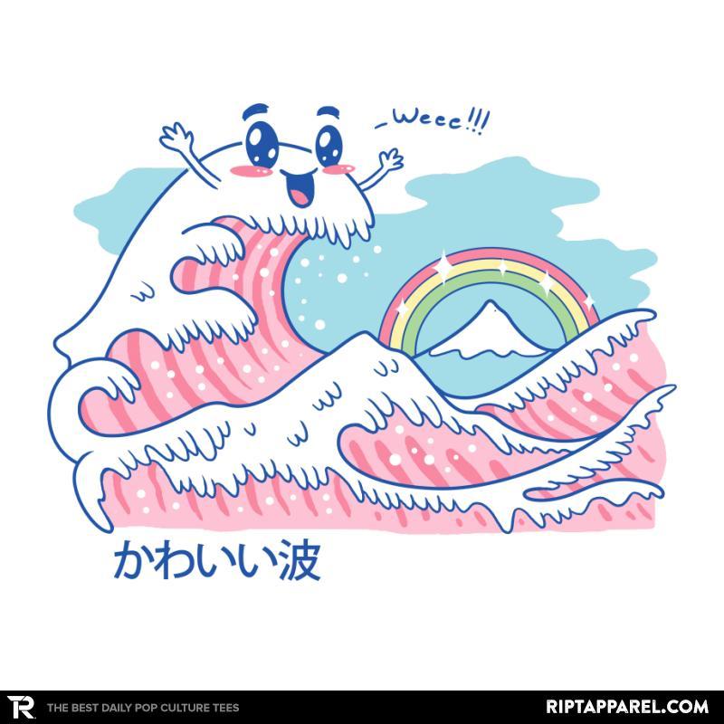 The Great Kawaii Wave