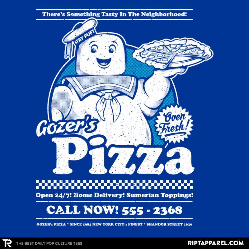 Gozer's Pizza