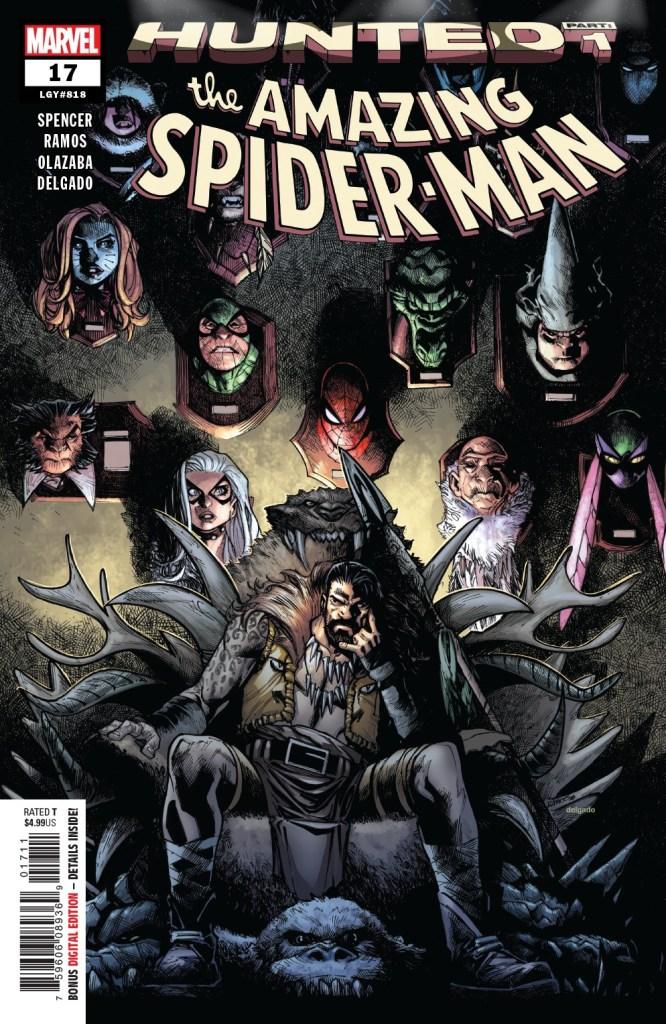 The Amazing Spider-Man #17