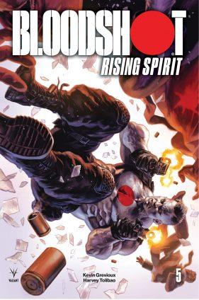 Bloodshot Rising Spirit #5