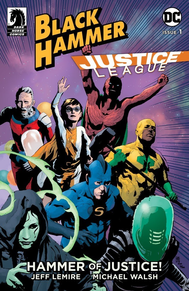Black Hammer/Justice League: Hammer of Justice