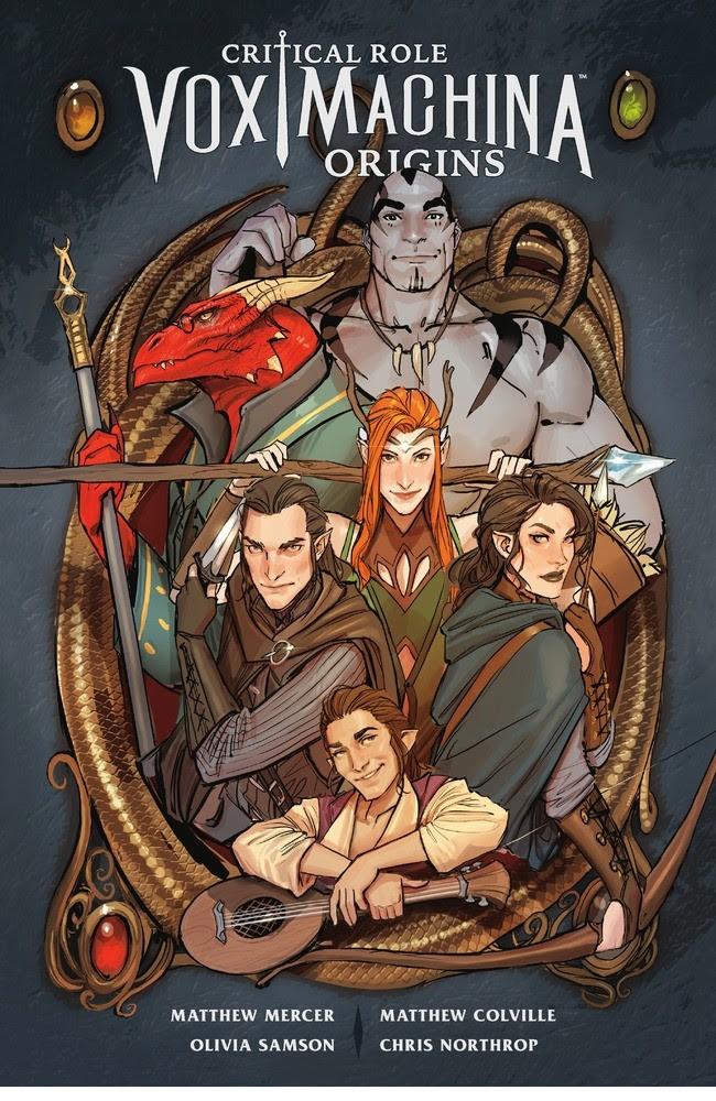 Critical Role: Vox Machina Origins series I