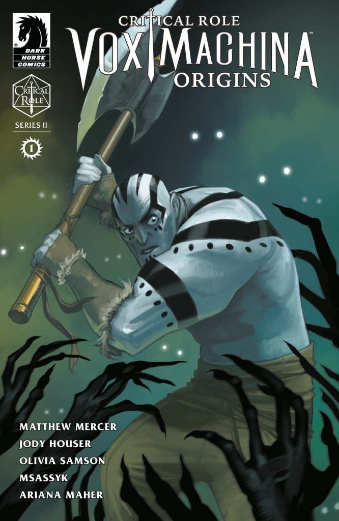 Critical Role: Vox Machina Origins series II