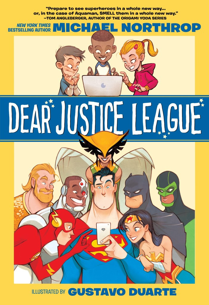 DEAR JUSTICE LEAGUE