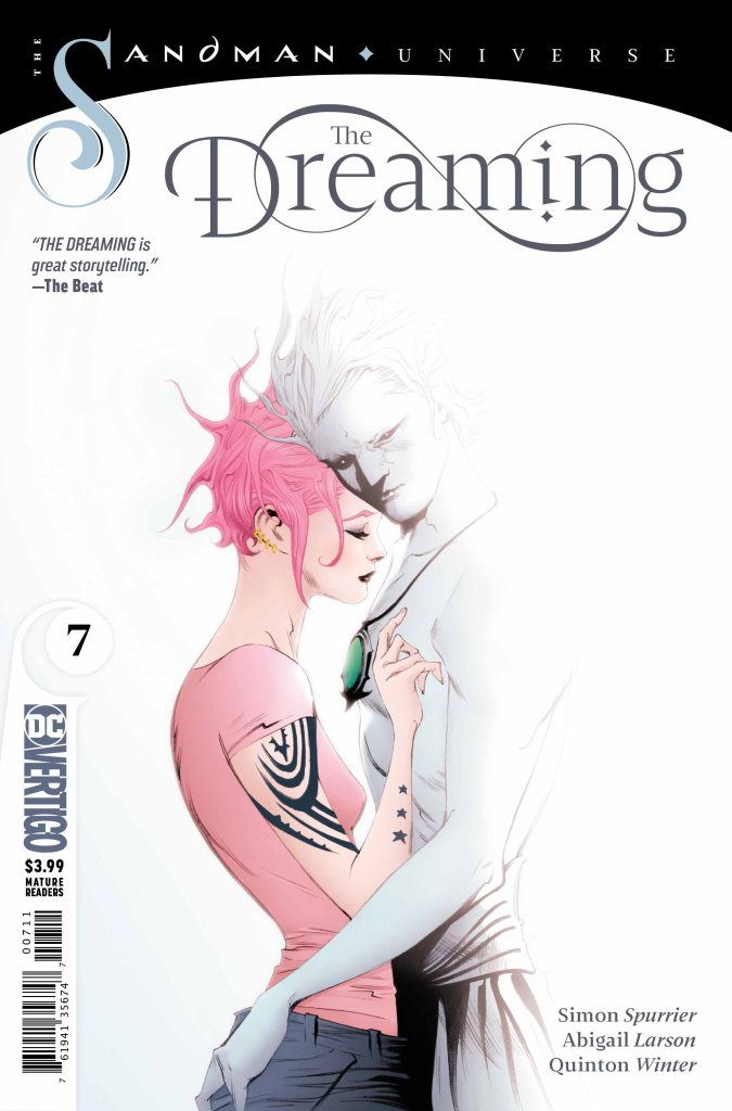 The Dreaming #7