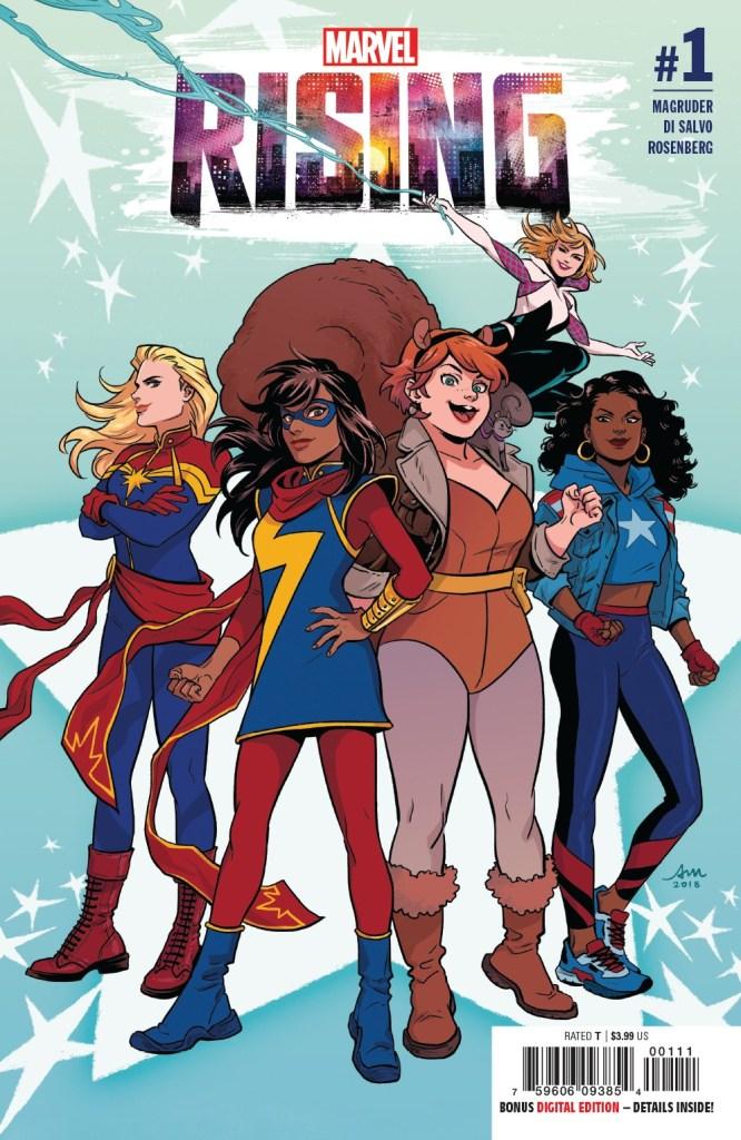 Marvel Rising #1 (of 5)