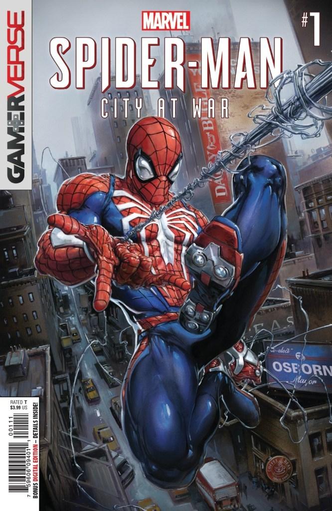 Marvel's Spider-Man: City at War #1